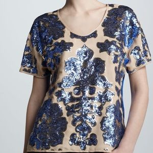 NWOT Neiman Marcus For target blouse